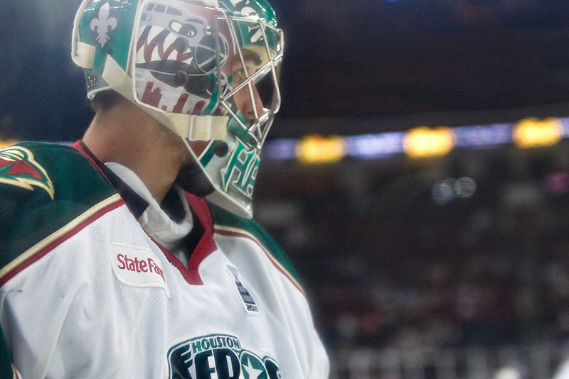"""can the aeros """"hackett"""" in the playoffs?"""